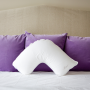 Dr. Mary Side Sleeper™ Pillow - Down Alternative